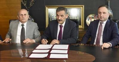 Türkiye'nin en gelişmiş okulu olacak