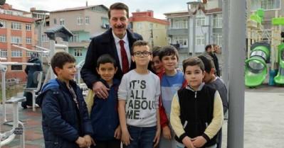 Başkan Tok'tan çocuklara yeni hediye
