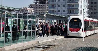 Vatandaş tepkili: Tramvay seferleri yetersiz