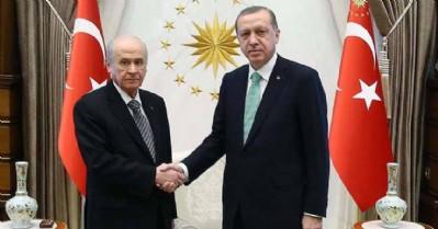 'Zayıf anketler Erdoğan'ı ittifaka zorladı'