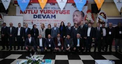AK Parti Asarcık'ta Karakaş güven tazeledi
