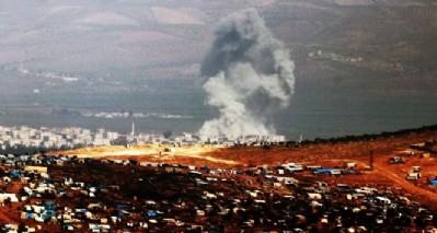 Dört koldan Afrin'e!