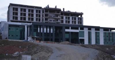 Vezirköprü Hastanesi yıl sonunda bitecek