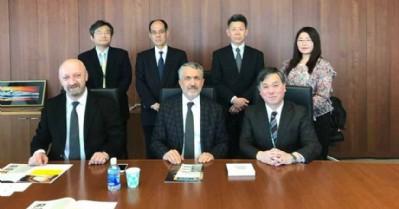 OMÜ - Japonya işbirliği