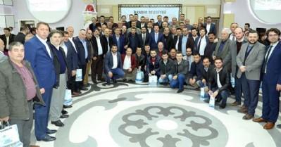 AK Parti İlkadım ailesi buluştu...