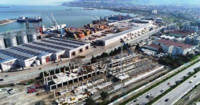 Yeni müze inşaatı sürüyor