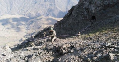 İşte Kuzey Irak'taki Türk komandoları