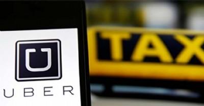 Taksici kavgası UBER'e yaradı