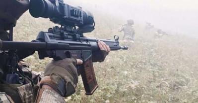 Doğu Karadeniz'de PKK'ya operasyon