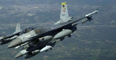TSK'dan 'Kuzey Irak'a' hava harekatı