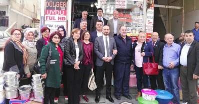 İYİ Parti'den Tekkeköy çıkarması