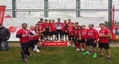 Anakent Türkiye Şampiyonu