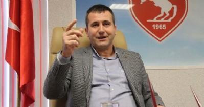 Kayyum, Samsunspor'u bırakıyor!