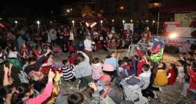 Kavak'ta Ramazan etkinliklerine yoğun ilgi