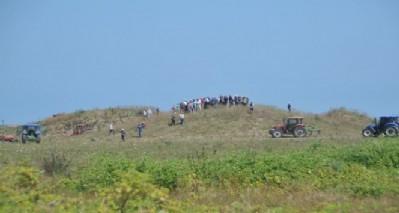 Bafra'da arazi anlaşmazlığı