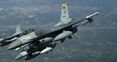 Kandil'e hava harekatı: 14 hedef imha edildi