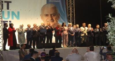 Samsun'a 27 katrilyon yatırım