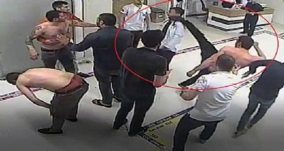 Önce salındı sonra tutuklandı