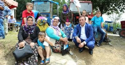 Erdoğan Canik'i merak ediyor