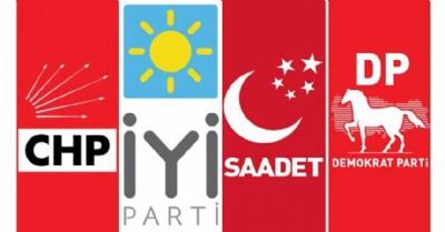 'Millet İttifakı Tutum Belgesi' açıklandı