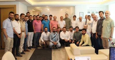 Usta'dan MÜSİAD Samsun'a ziyaret