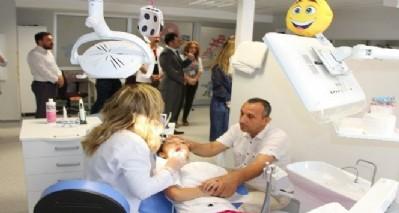 Atakum'da 30 bin hastaya diş tedavisi