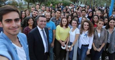 Atakum'dan eğitime yüzde 100 destek