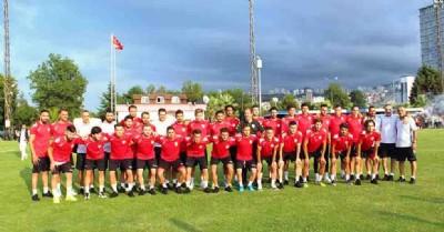 Samsunspor yeni sezona start verdi