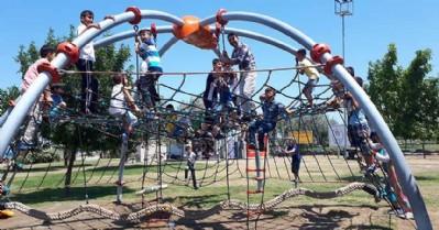 İLKEM'de çocuklar eğlenerek öğreniyor