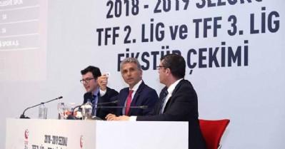 Samsunspor'un fikstürü açıklandı