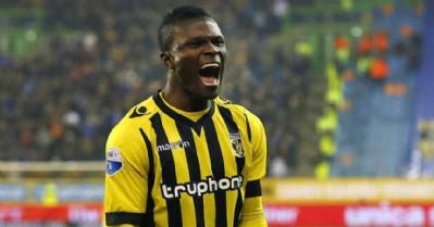 Giresunspor'a İsveçli golcü