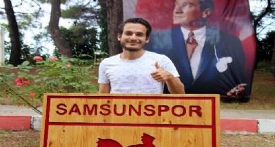 Samsunspor'da 14'üncü imza