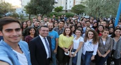 Atakum'da eğitim fedakarlığı