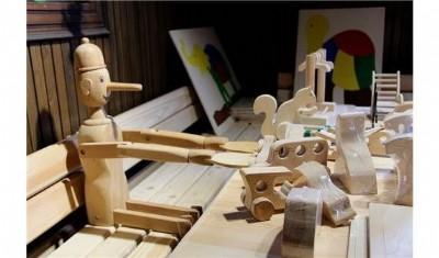 Ekolojik oyuncak müzesi
