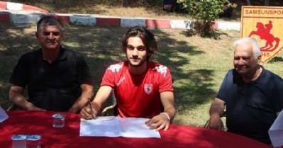 Samsunspor'da şok ayrılık