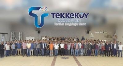 Tekkeköy'de milli şuur bilinci