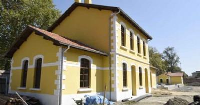 Tarihi binalar turizme kazandırılıyor