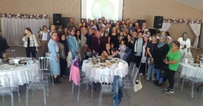 MHP'li kadınlardan eğitime katkı