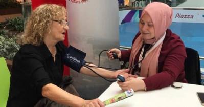 Sağlık MYO'dan 'Yaşlılar Günü' etkinliği