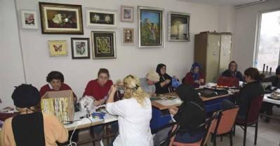 Tekkeköy'de yeni dönem kursları başlıyor