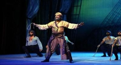 Denizlerin Piri Samsun Operası'nda