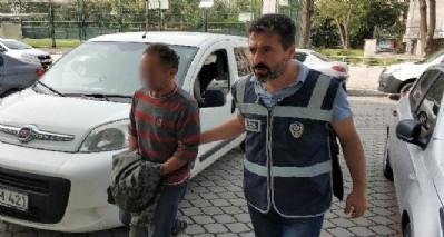 Çocuk istismarına tutuklama