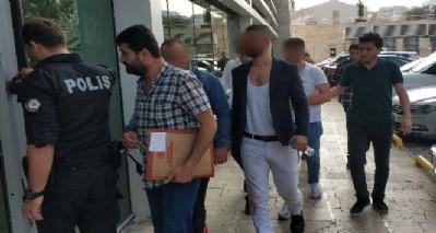 Bekçi saldırganları tutuklandı