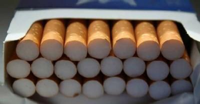 Sigara kapalı dolapta satılacak!