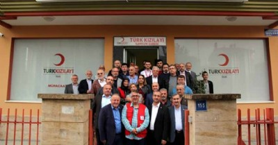 Orta Karadeniz'in kan ihtiyacının yüzde 85'ini Kızılay karşıladı