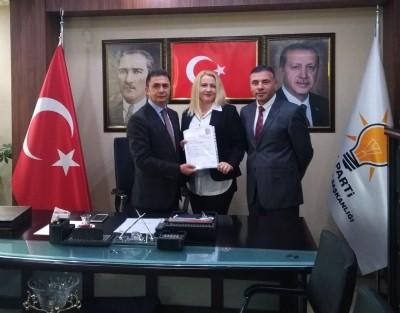 Atakum' a Kadın Aday!