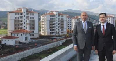 Tekkeköy'e yeni yaşam merkezi