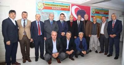 Fatih Öztürk destek turunda