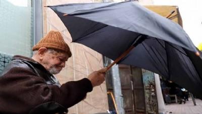 90'lık şemsiye tamircisi