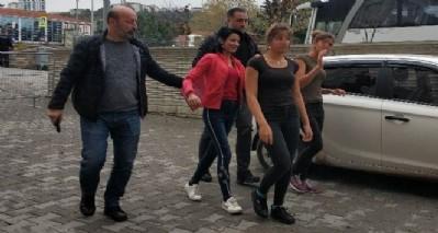 3 kadın hırsız yakalandı